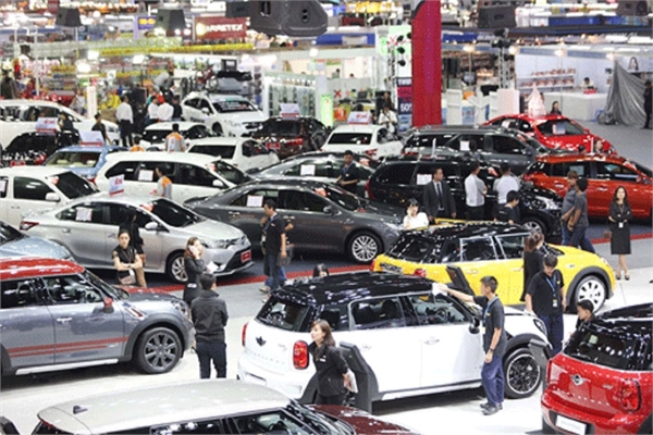 Vietnam car market ranks fourth in Southeast Asia