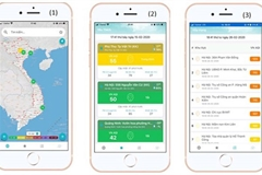 Vietnam launches air quality monitoring app
