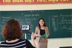 Hanoi offers televised lectures for 9th and 12th-grade students