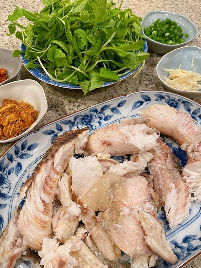 """Dàn sao Việt tấm tắc trước món cháo """"nấu đại"""" của Tăng Thanh Hà - Ảnh 4."""
