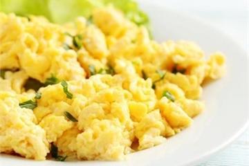 Trứng chưng không dầu mềm ngon, thơm nức