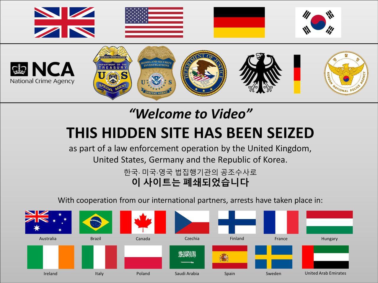 Đánh sập trang web khiêu dâm trẻ em hạng nặng, bắt 338 người khắp thế giới - Ảnh 1.