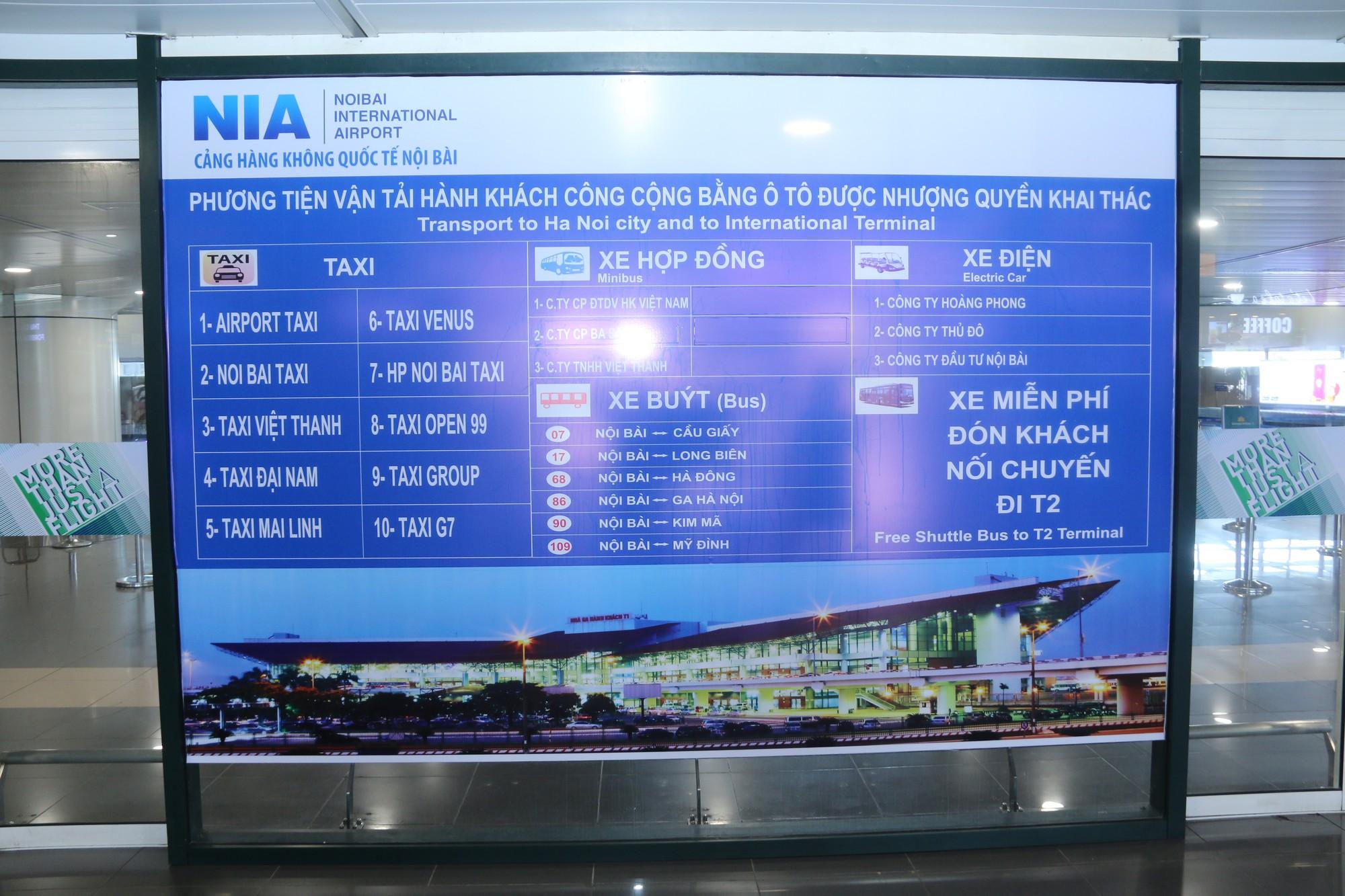 Để không tự biến mình thành gà quay cho taxi dù sân bay Nội Bài - Ảnh 3.