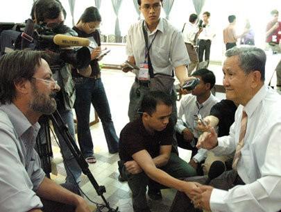 Người cùng Tổng thống Dương Văn Minh kêu gọi lính miền Nam buông súng đã qua đời - Ảnh 1.