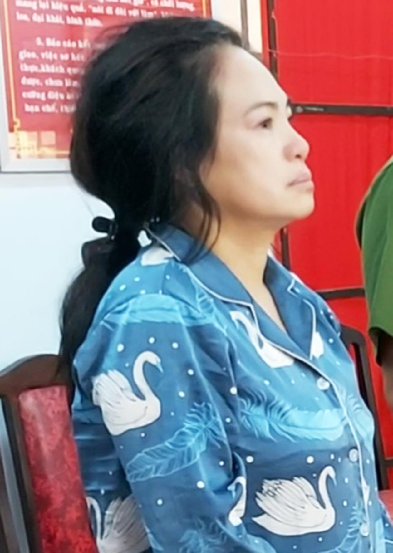 Bắt vợ nguyên Giám đốc Sở Nội vụ tỉnh Bà Rịa-Vũng Tàu - Ảnh 1.