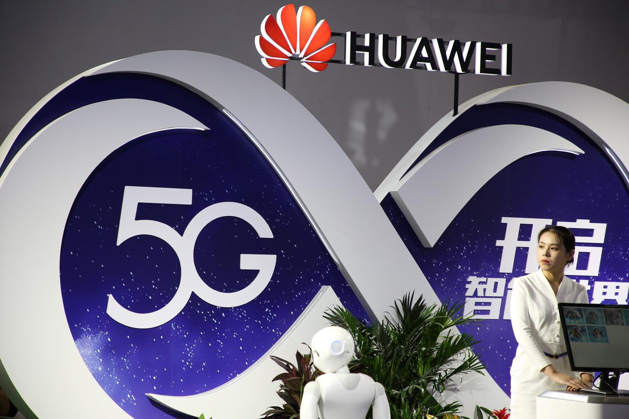 Mỹ không dễ kiềm chế Huawei - Ảnh 1.