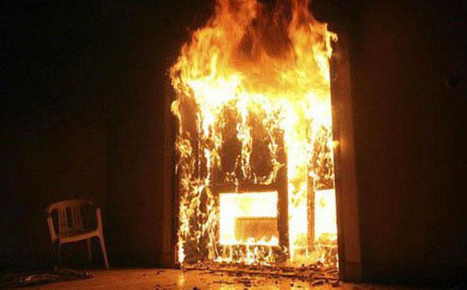 Tội ác ghê rợn trong đám cháy ở Mỹ Đình - Ảnh 1.