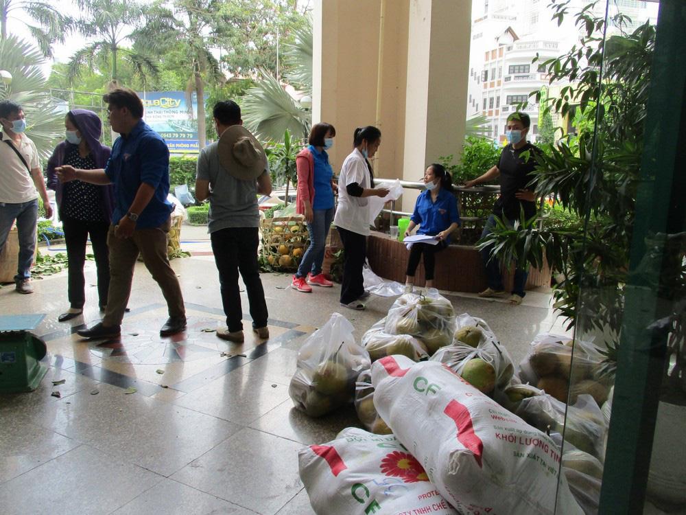 Người dân TP HCM giải cứu bưởi đào đặc sản giá 15.000 đồng/kg - Ảnh 4.