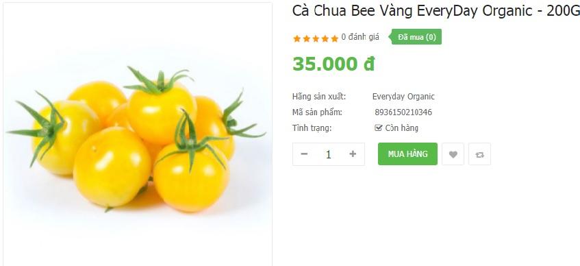 Ngỡ ngàng với loại cà chua Lâm Đồng giá nửa triệu đồng/kg - Ảnh 2.