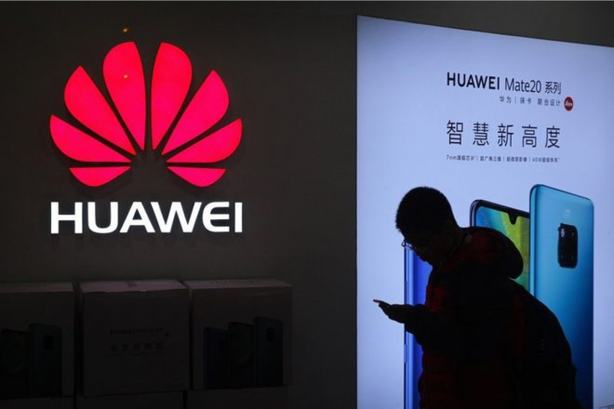 Huawei tham gia cuộc chiến với Nike, Adidas? - Ảnh 1.