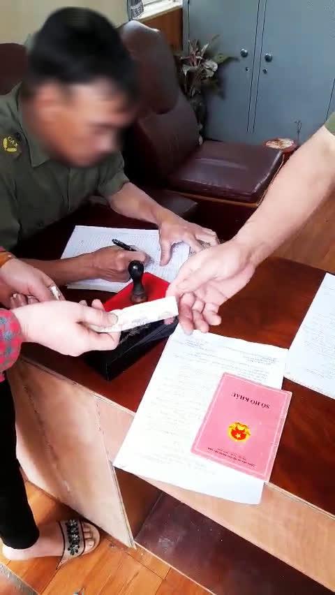 Công an Hải Phòng thông tin vụ làm căn cước gắn chip phải nộp 100.000 đồng - Ảnh 1.