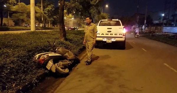 Người đàn ông tử vong trong KCN Vĩnh Lộc