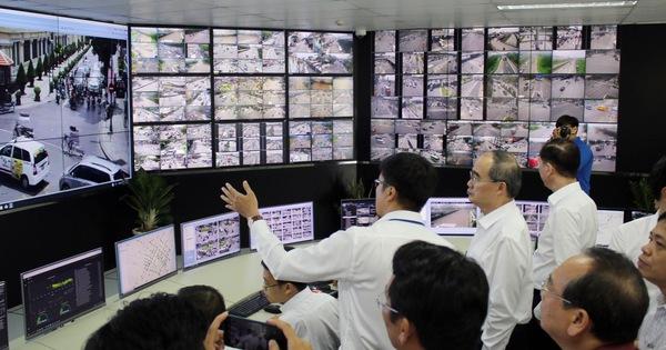 Khoảng 7km lại có 1 camera giám sát trên đường Sài Gòn