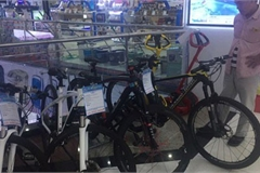 Xe đạp sang chảnh, giá 300 triệu, đại gia Việt không ngại mua