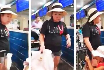 Nghe VietNamNet: Nữ đại uý làm náo loạn tại sân bay Tân Sơn Nhất bị đề xuất giáng cấp bậc hàm