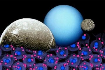 Hệ Mặt Trời còn 'giấu' 2 hành tinh đại dương nhiều nước hơn Trái Đất
