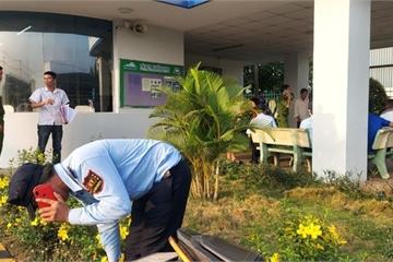 """Đồng Nai: 4 nhân viên bảo vệ """"phê"""" ma túy  trong ca trực"""