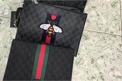 Bán lô hàng nhái Gucci, Adidas trị giá 43 triệu đồng, bị phạt 45 triệu đồng