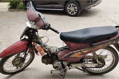 Xe máy chạy bằng gas nhiều ưu điểm