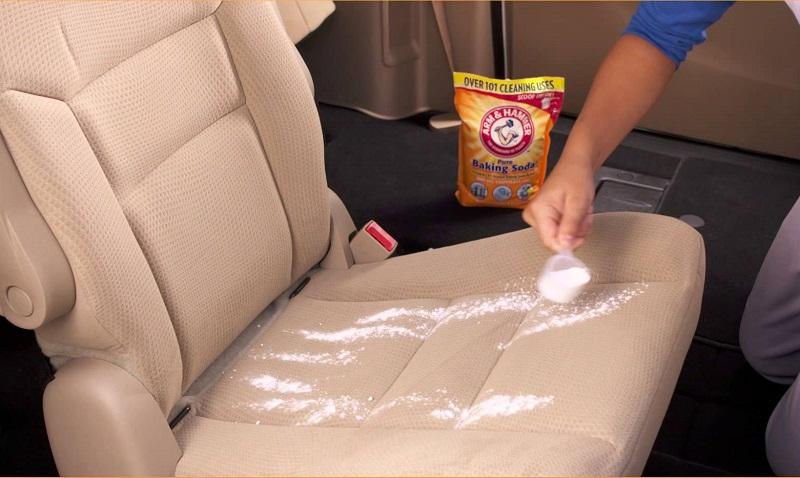 Cách khử những mùi hôi 'ám' lên nội thất xe - ảnh 4