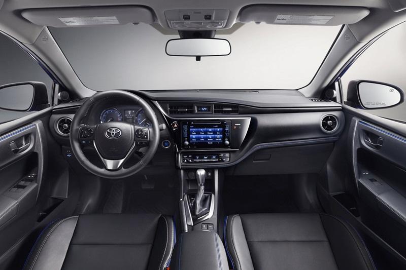 Phiên bản Toyota Corolla 2017 mừng tuổi 50 ra mắt - ảnh 4