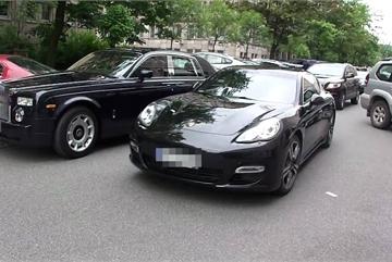 Chơi siêu xe chục tỷ, đại gia Việt phải trả phí bằng một chiếc xe sang