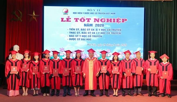 Học viện Y Dược học Cổ truyền Việt Nam luôn uy tín và đổi mới, sáng tạo