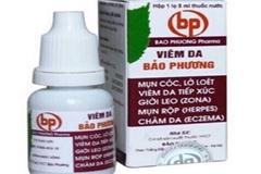 Hà Nội: Thu hồi 2 mẫu thuốc không đạt tiêu chuẩn chất lượng