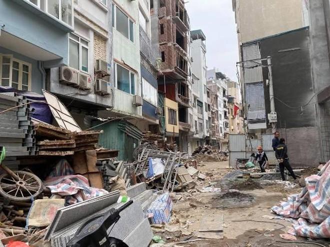 Hà Nội: Dự án cải tạo mương Thụy Khuê gần 20 năm vẫn...dở dang ảnh 1