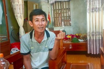 Vợ chồng đánh cá trên sông Lam nhanh trí cứu 4 người bị nước cuốn