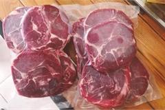 Ngã ngửa sự thật về lõi bò Úc giá rẻ hơn thịt lợn bán đầy chợ