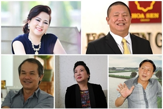 Bà Phương Hằng và những đại gia Việt thành danh dù chưa từng học đại học