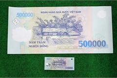 Little-known secret about Vietnamese banknotes