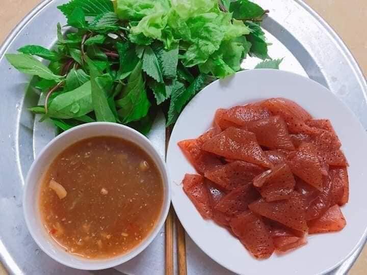 Dac san que vi nhu sashimi phien ban Viet... dan buon ban chay hang-Hinh-4
