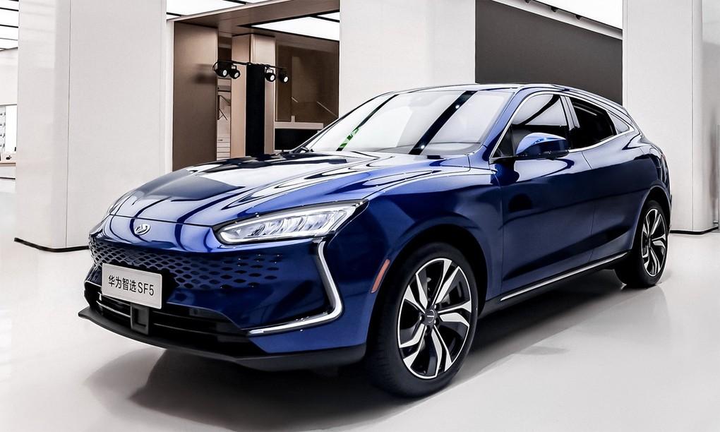 Huawei ra mắt mẫu ôtô đầu tiên giá từ 33 400 USD ảnh 2