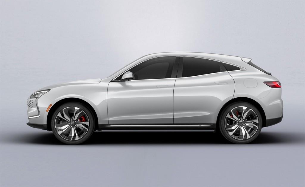 Huawei ra mắt mẫu ôtô đầu tiên giá từ 33 400 USD ảnh 3