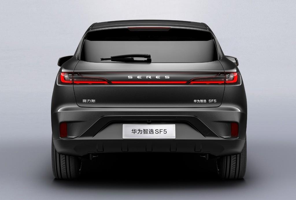 Huawei ra mắt mẫu ôtô đầu tiên giá từ 33 400 USD ảnh 4