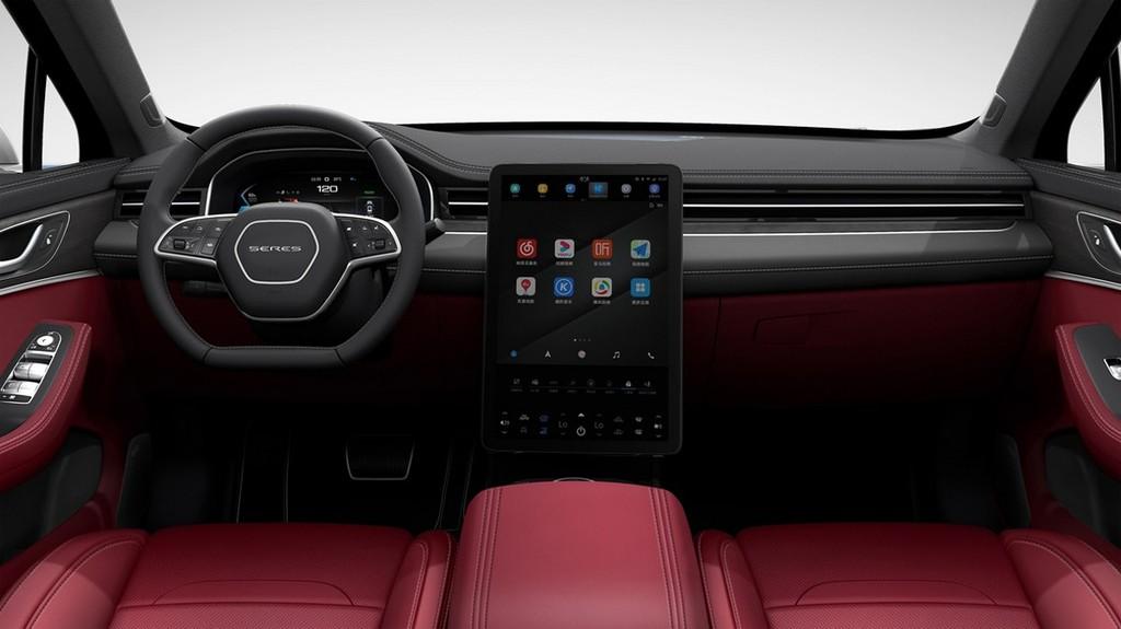 Huawei ra mắt mẫu ôtô đầu tiên giá từ 33 400 USD ảnh 6