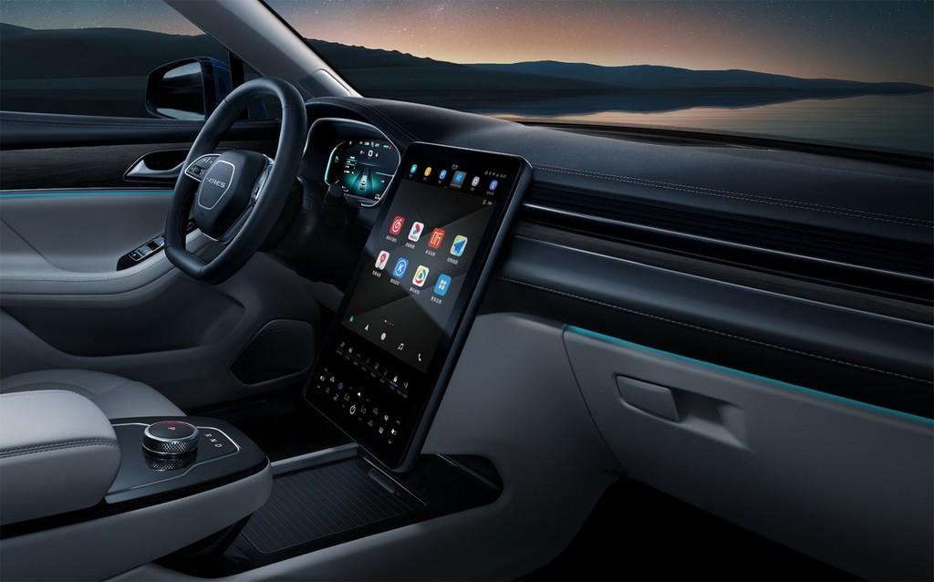 Huawei ra mắt mẫu ôtô đầu tiên giá từ 33 400 USD ảnh 8