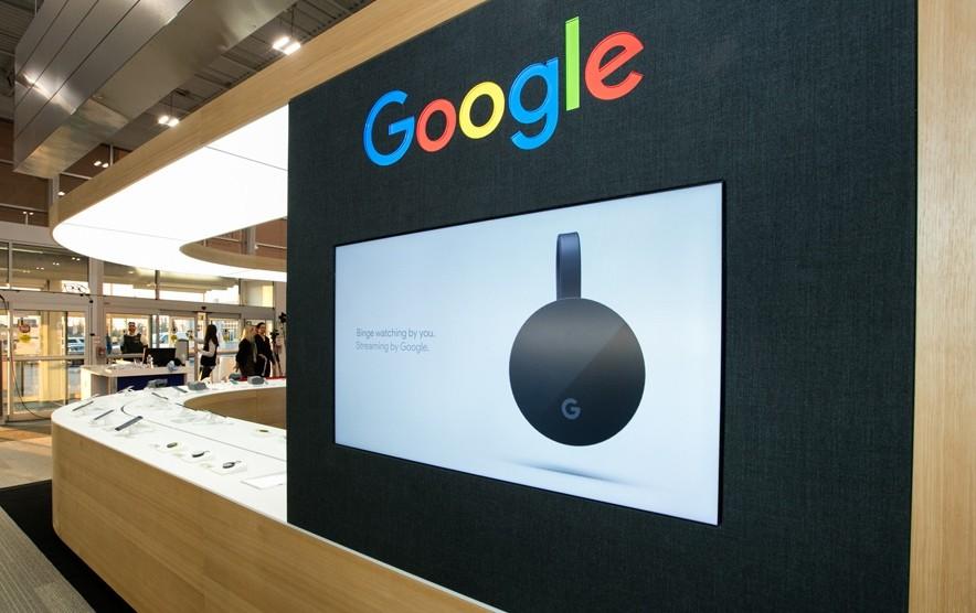 Google Store sẽ bước ra thế giới thực ảnh 1