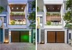 Nhà phố mang phong cách hiện đại và tối giản
