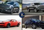 16 ô tô mua cũ đắt hơn mua mới