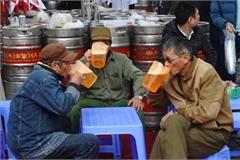 Hà Nội lọt tốp 10 thành phố uống bia tốt nhất thế giới