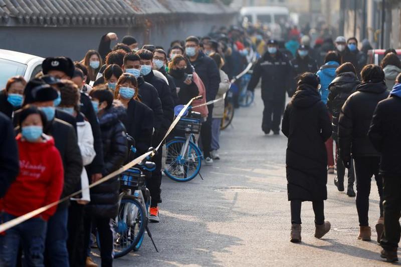 Trung Quốc ra mắt 'hộ chiếu vaccine' COVID-19 - ảnh 1