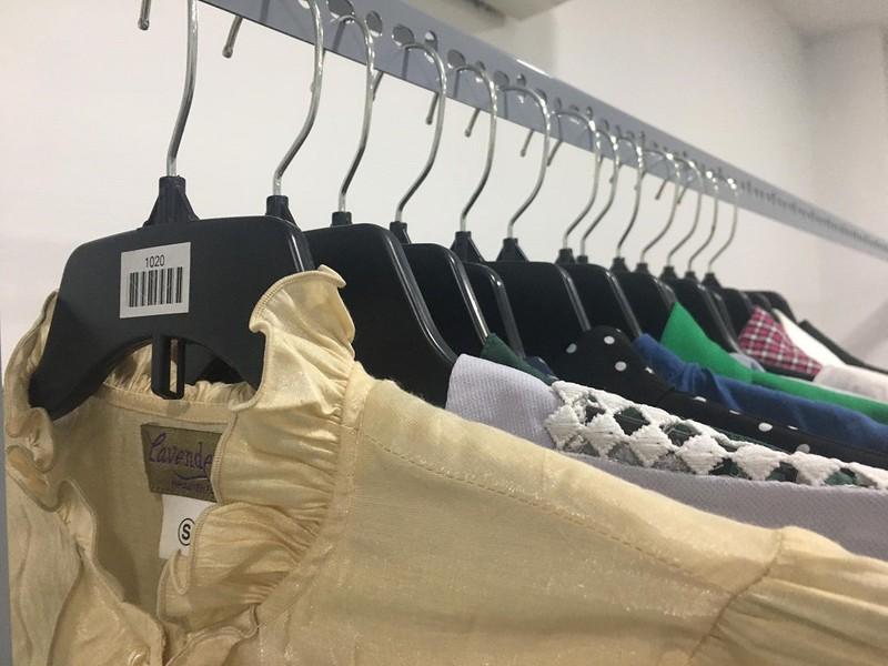 Những chuyện xúc động về 'tủ quần áo 0 đồng' mùa dịch - ảnh 3