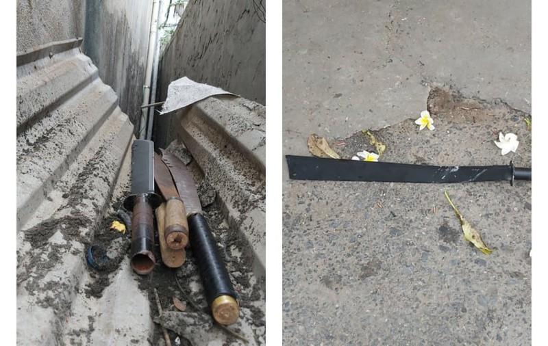 Sau hỗn chiến, 2 người đi xe máy nghi bị ô tô tông tử vong - ảnh 2