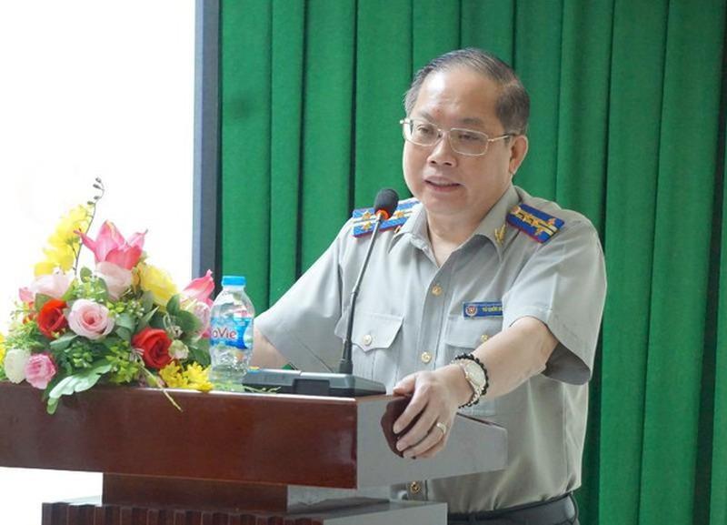 Giáng chức Cục trưởng Cục Thi hành án dân sự TP.HCM - ảnh 1