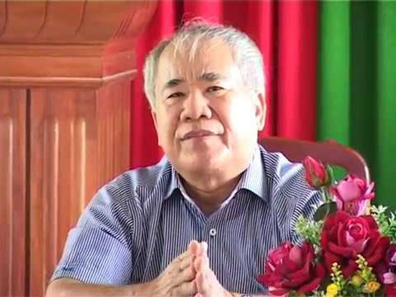 Khởi tố, bắt giam cựu Phó Chủ tịch Khánh Hòa Đào Công Thiên - ảnh 1