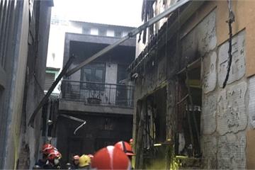 Cháy nhà xưởng ở TP.HCM, 7 người tử vong