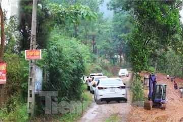 Đất Sóc Sơn được rao bán rầm rộ sau thông tin quy hoạch lên thành phố